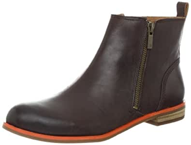 Lucky Women's Dalia Ankle Boot,Tobacco,5.5 M US