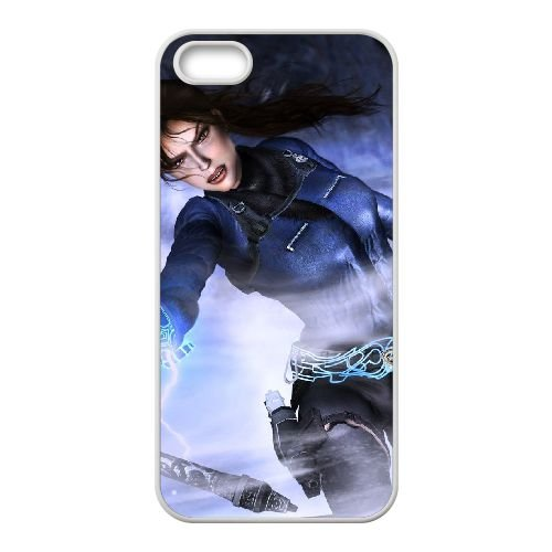B4S02 tomb raider lara croft Y4U8VO cover iPhone 5 5s Cell Phone Case Cover White DA9YQL9cover LG