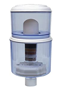 4 Gallon Water Cooler Filter Purifier - Save $$$ - Place on Cooler - Transform Tap Water... by Zen Water Systems