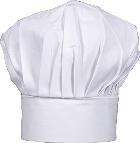 kitchen-supply-white-adjustable-elastic-catering-adults-cooking-pastry-chef-hat-chef-works-baking-ch