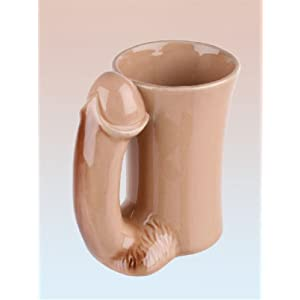 Ceramic Penis (willy) Mug