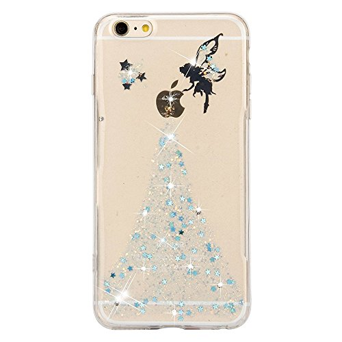 sunroyalr-coque-iphone-6s-transparent-beau-fairy-fee-bling-diamant-tpu-soft-crystal-clear-etui-houss