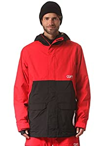 Snow Jacket red