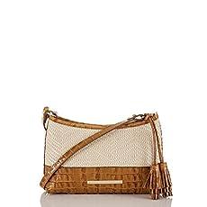 Anytime Mini Bag<br>Whiskey Raffia