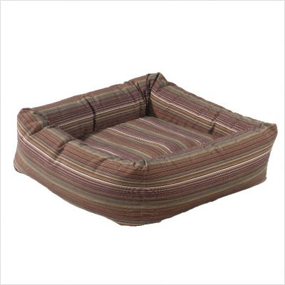 Bowsers Dutchie Dog Bed in Jester (Jester, X-Large (40in x 36in))
