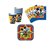 1 X Mickey Mouse Birthday Party Suppl…