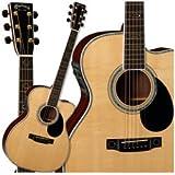 OMC AURA Acoustic Electric Guitar
