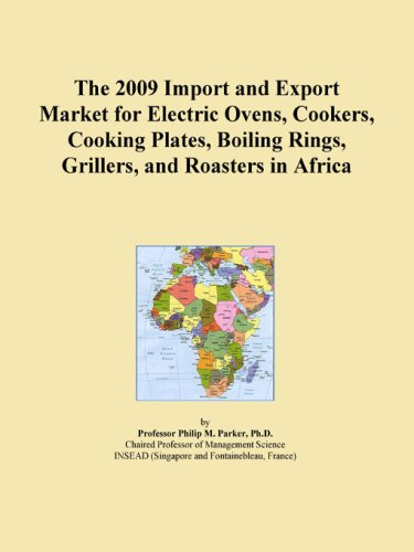 The 2009 Import And Export Market For Electric Ovens, Cookers, Cooking Plates, Boiling Rings, Grillers, And Roasters In Africa front-483284