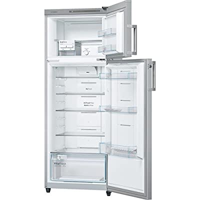 Bosch KDN30VS30I VitaFresh Double-door Refrigerator (288 Ltrs, Stainless Steel)