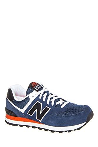 Men's ML574MOY Low Top Sneaker