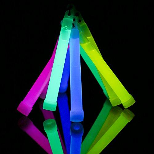 Cheap Etekcity 30 6 Premium Glow Sticks Lights Party Favors Supplies (Assorted Colors)