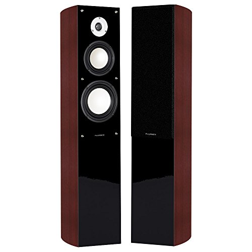 Fluance XL5F High Performance Three-way Floorstanding Tower Speakers for Home Theater & Music Systems