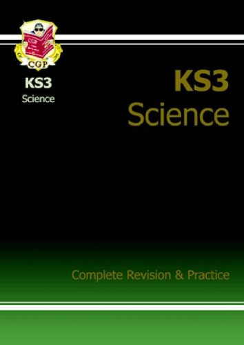 KS3 Science Complete Revision & Practice: Complete Revision and Practice
