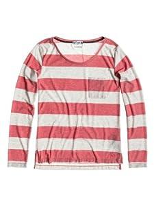 Roxy Damen T-shirt Piazza Navona, cbl navona st, S, WTWJE022-MLH3