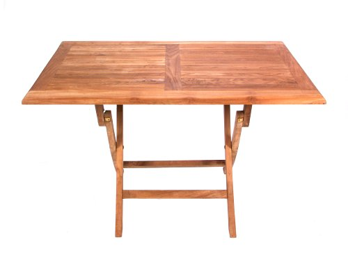 Teak Furniture Gallery TGT221 Jakarta Folding Dining Table