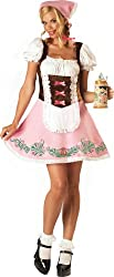 InCharacter Costumes, LLC Women's Fetching Fraulein Costume