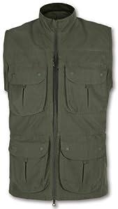 Páramo Halcon Trek/Travel Waistcoat - Moss, X-Small