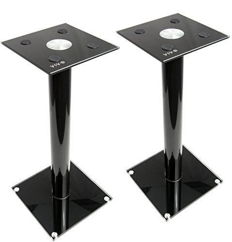 vivo-premium-universal-floor-speaker-stands-for-surround-sound-book-shelf-speakers-stand-sp02b