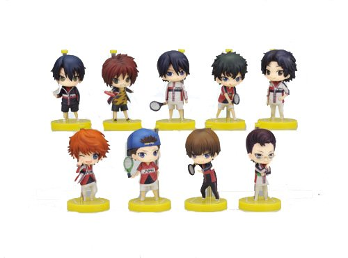 One Coin Grande Figure Collection - New The Prince of Tennis: The First Game (10pcs) (PVC Figure)