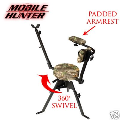 OrderNow Mobile Hunter Portable Shooting Chair  sc 1 st  DanyelleWachter & OrderNow Mobile Hunter Portable Shooting Chair | DanyelleWachter