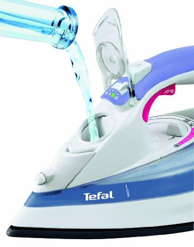 Tefal FV5330 Aquaspeed Eco Ferro a Vapore 2400W Lilla