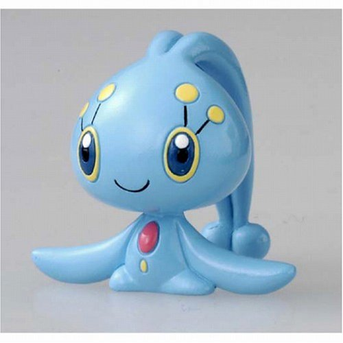"Takaratomy Manaphy (MC-126): Pokemon Monster Collection 2"" Mini Figure"