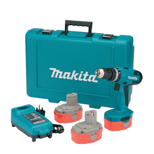 MAKITA 8391DWPE3 18V Cordless Combi Drill
