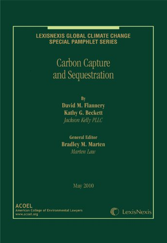 carbon-capture-and-sequestration-lexisnexis-global-climate-change-special-pamphlet-series