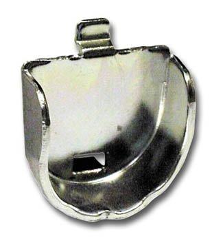 Knape  Vogt 757 ANO Adjustable End Flange for 1-1 16 Tubing AnochromeB0006FKQIK : image