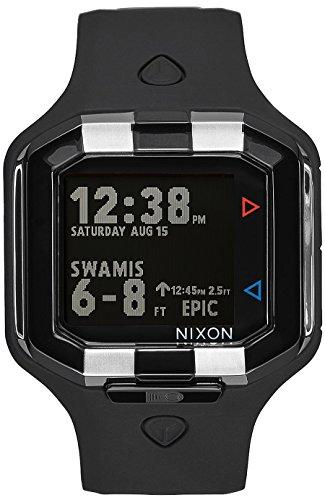 Reloj Nixon Star Wars Ultratide LTD A476SW2244 Hombre Negro Caucho