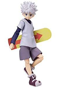 Good Smile Hunter X Hunter: Killua Zaoldyeck Figma