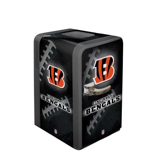 NFL Cincinnati Bengals Portable Party Fridge, 15.8 Quart (Bengals Merchandise compare prices)