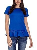 Makadamia Camiseta Manga Corta (Azul)