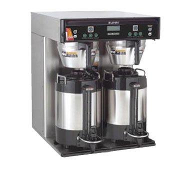 Bunn Twin Infusion Series Coffee Brewer -Icb-Twin-0002