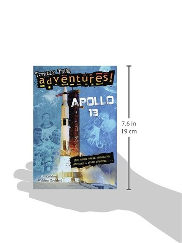 Apollo 13 (Totally True Adventures) (A Stepping Stone Book(TM))