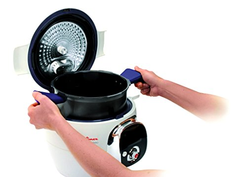Moulinex-CE704110-Intelligent-Cookeo-Multikocher-800W-mit-Einnahmen-100-weichrom