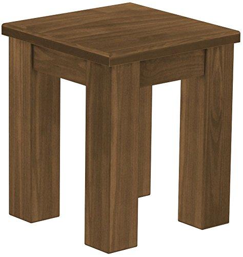 brasilmoebel esstisch rio classico 240 x 100 cm pinie massivholz nussbaum in 27 gr en und. Black Bedroom Furniture Sets. Home Design Ideas