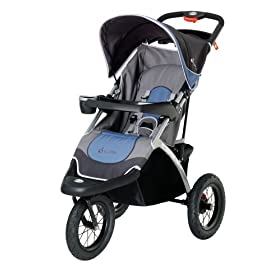 InStep Suburban Swivel Wheel Jogging Stroller