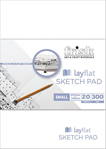 frisk-a5-205-x-146-mm-20-pages-lay-flat-portrait-sketch-pad-white