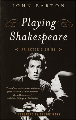 Playing Shakespeare: An Actor