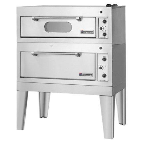 "Garland E2015 55 1/2"" Double Deck Electric Roast / Bake Oven (1 Roast, I Bake)-E2015"