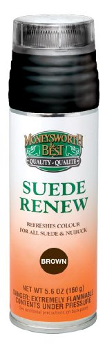 Moneysworth & Best Suede Renew Dye, 5.6 Ounces, Medium Brown (Dye For Boots compare prices)