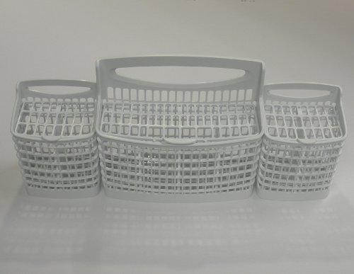 Kitchen aid dishwasher dishwasher silverware basket - Kitchenaid silverware basket replacement ...