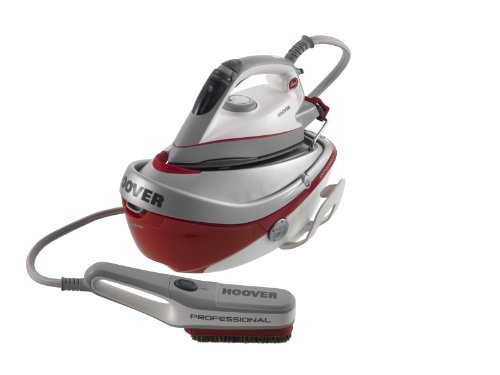 Hoover Ironspeed SRD4110 Ironing System with Unique Patented Multi-Steam Technology and Steam Brush Attachment