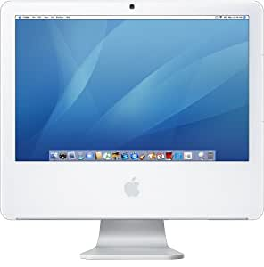 "Apple iMac Desktop with 20"" Display MA200LL/A (2.0 GHz Intel Core Duo, 512 MB RAM, 250 GB Hard Drive, SuperDrive)"
