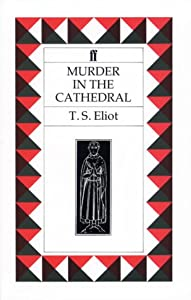 "Cover of ""Murder in the Cathedral"""