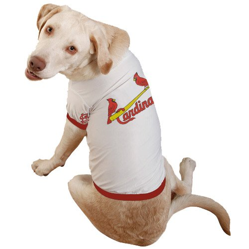 Sporty K9 St. Louis Cardinals Baseball Dog Jersey, XX-Small at Amazon.com