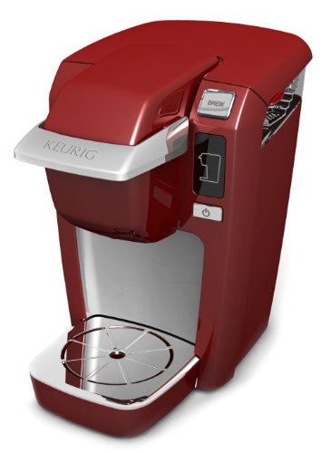 B31 Mini Plus Coffee Maker in Red