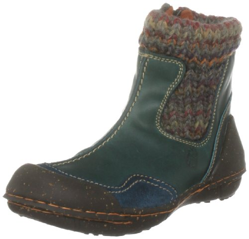 Fly London Farin Petrol Classic Boot P601019902 4 UK Youth