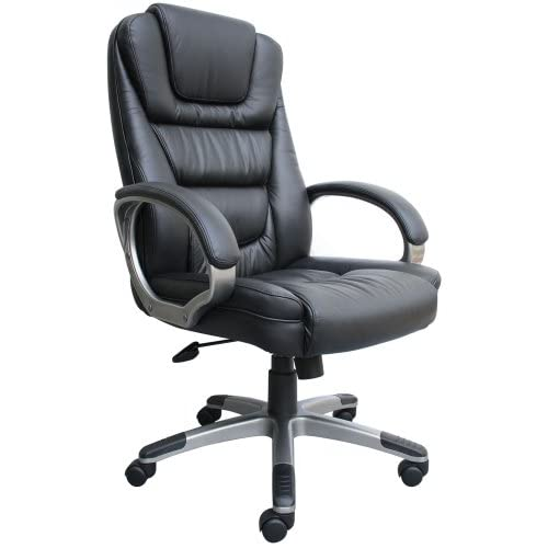 !@>> Order Now High Back Leather Executive Chair